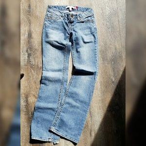 Aeropostale Hailey Skinny Flare Jeans Size 0